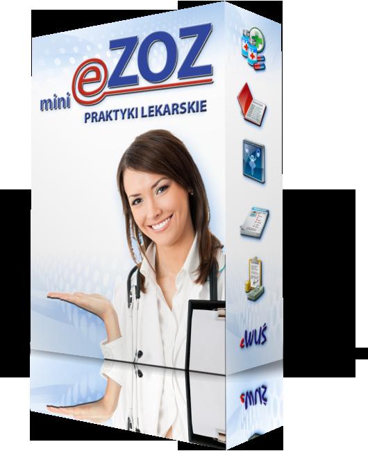 mini eZOZ - Idealny dla praktyk lekarskich